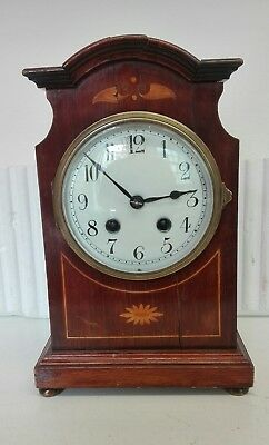 Vintage Bracket Clock with Strike