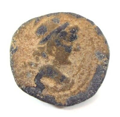 Seleucid Kingdom coin of Antiochus VII - Eros and Isis