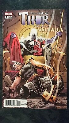 Mighty Thor: At The Gates Of Valhalla #1 Variant (Marvel, 2018)