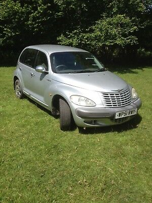 Pt Cruiser - Chrysler Limited Edition Automatic 4 Door Saloon Spares Or Repair