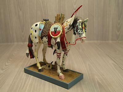 The Trail of Painted Ponies 1452 War Pony 2003 Westland Broken Ear