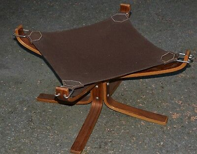 DANISH MODERN  FALCON CHAIR OTTOMAN ONLY SIGURD  RESSELL Scanform Columbia