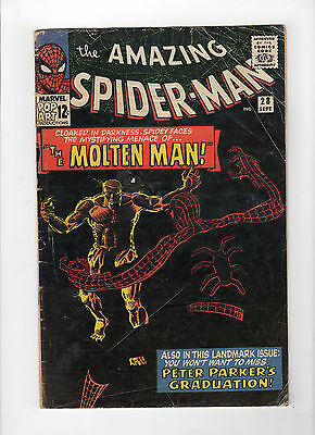 The Amazing Spider-Man #28 (Sep 1965, Marvel) - Good