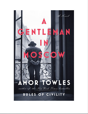 A Gentleman in Moscow - Amor Towles (**EB00KS&AUDI0B00K||EMAILED**)
