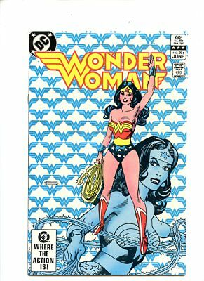 Wonder Woman #304 (1983) High Grade VF 8.0