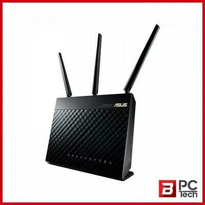 [RT-AC68U] ASUS 802.11ac Dual-Band Wireless-AC1900 Gigabit Router