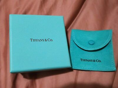 tiffany and co box and pouch