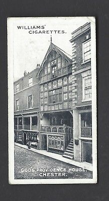 Williams - Views Of Chester - God's Providence House, Chester