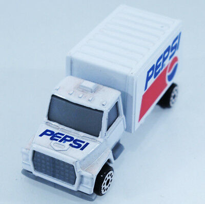 Delivery Truck Pepsi Cola Diecast & Plastic Golden Wheels Special Edition
