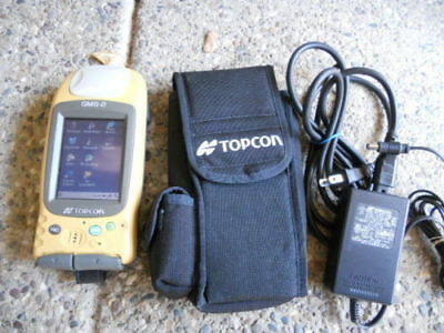 Topcon GMS-2 Mobile GNSS Receiver