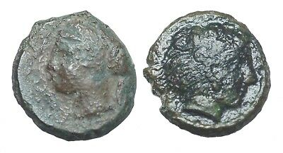 Sicily   lot of 2 coin  gr 39