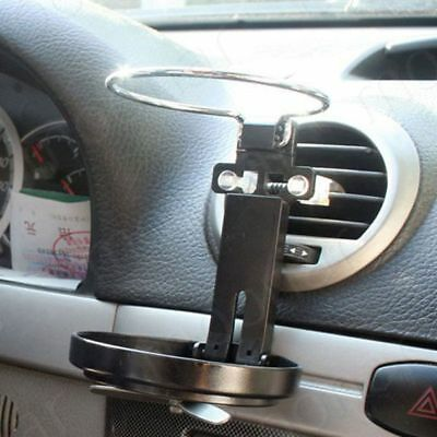 UK New Universal In Car Drinks Cup Bottle Can Holder Foldable Cup Holder