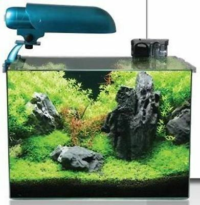 Cocoon Nano Aquarium Solar Set 5 (21,5 l - 35x22x28 cm) von Aquatic Nature