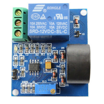 USA AC Current Sensor Module Exchanges Module 5A Unshelled Version Switch