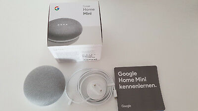 Google Home Mini Sprachassistent