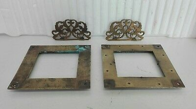Antique Brass Lantern Clock Parts