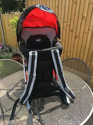 Chicco Caddy Backpack Child Carrier
