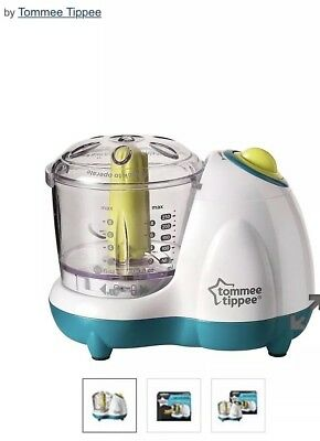 Tomme Tippee Food Processor
