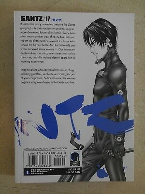 Gantz issue 17 Manga Dark Horse as new condition