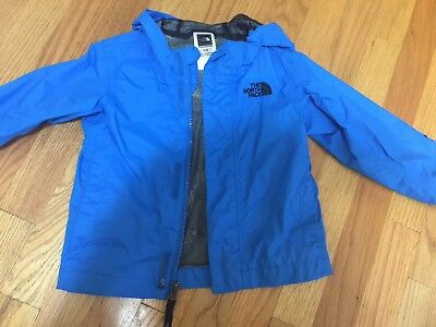 Toddler North Face Rain Jacket Size 2t