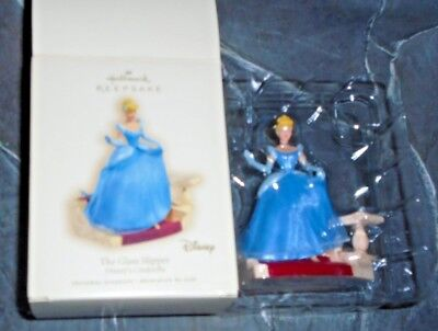 Hallmark Disney Cinderella The Glass Slipper MIB