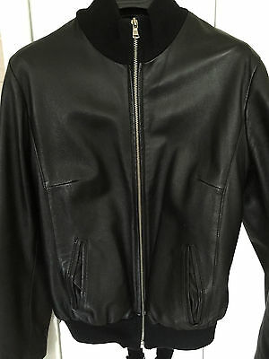 Giubbotto jackets leather