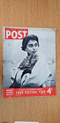 Picture Post Magazines 1951 16 Editions