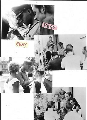 Estate Army Rare Elvis Photos Germany 1959 Estate Find Unseen Lot # 507