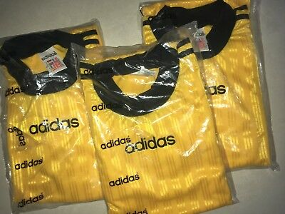 3 NEW PIECES ADIDAS VINTAGE long sleeve shirt soccer