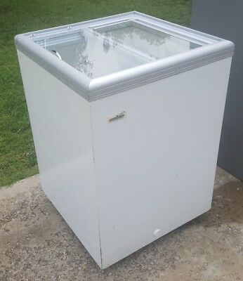 Excellence ISL-5D Commercial Ice Cream Dipping Cabinet