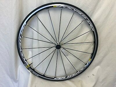 986d8a683f5 Mavic Ksyrium Elite S 700C Front Wheel Yksion Pro 700/23C Tire Road Bike