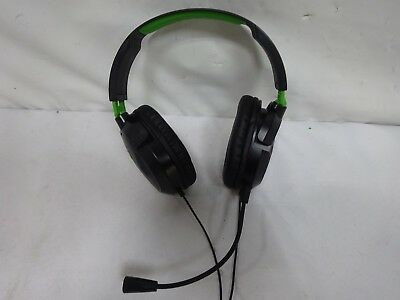 Turtle Beach Recon 50X Stereo Gaming Headset Xbox One Black -Defective-