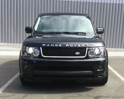 2010 Land Rover Range Rover Sport Lux Very Clean 42k Miles White Interior Rear Entertainment and More!