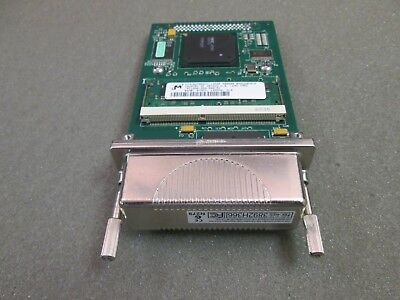 C7779-20262 HP DesignJet 800 PS Formatter Board Card +HDD+64MB  (3892H366)