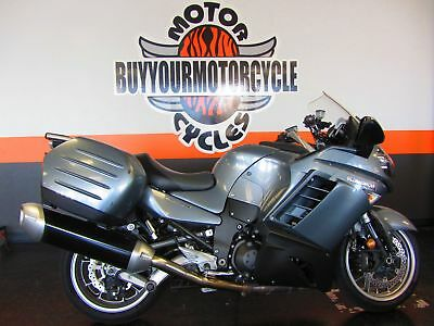 Kawasaki Concours 14  2008 KAWASAKI CONCOURS 1400 CLEAN CHEAP READY TO RIDE WE FINANCE
