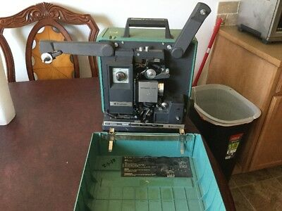Bell and Howell 1585 16mm Film Projector