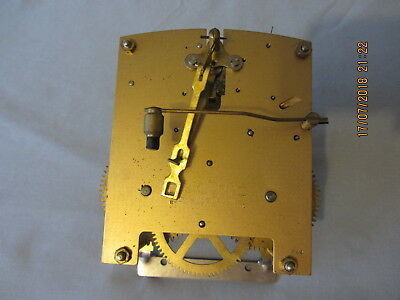 Smiths enfield mantle clock movement in working order