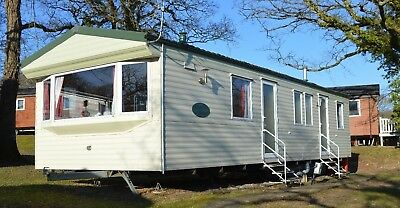 Static 8 Berth Caravan For Sale Holiday Home Isle Of Wight Hampshire South Coast
