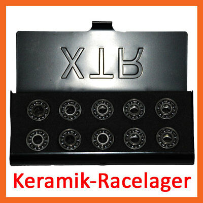 16 St. XTR Keramik Ultra Speed Race Kugellager - 608er