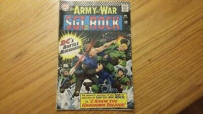 Our Army at War Sgt Rock No. 168