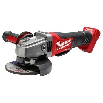 """Milwaukee M18 FUEL Angle Grinder Cordless 18V 125mm (5"""") M18CAG125XPD-0   - Skin"""