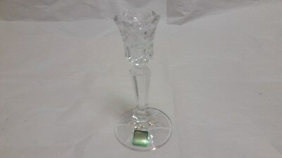 Waterford Crystal Marquis 5 3/4 inch crystal candle