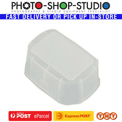 Pixel 600EX-RT Hard Case Diffuser for Canon (White) *Australia Local Stock*