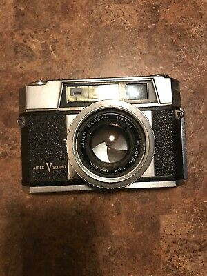 Aires Viscount H Coral f4.5cm. UNTESTED