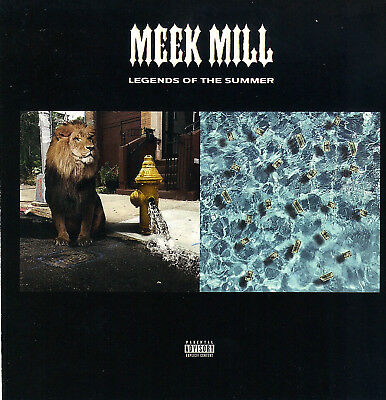 "Meek Mill- ""legends Of The Summer"" -Official Mix Cd...july/aug .hot!!"