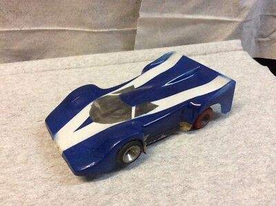 SLOT CAR RACE CAR Tested And Running LOT # 4