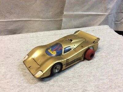 SLOT CAR RACE CAR Tested And Running LOT # 5