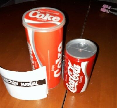 Coke Coca Cola Pop Can Full Feature Electronic Telephone New In Container 1 Pc