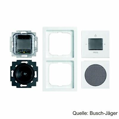 Busch-Jäger UP-Digital-Radio Komplett-Set 8220-84