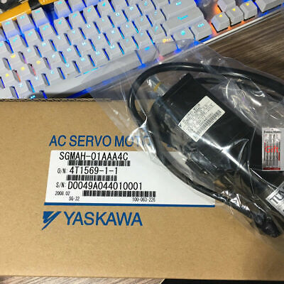Yaskawa servo motor SGMAH-01AAA4C NEW IN BOX !!**via DHL or EMS*